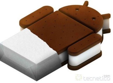 Logo de Ice Cream Sandwich