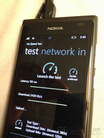 Nokia Lumia Speedtest 5