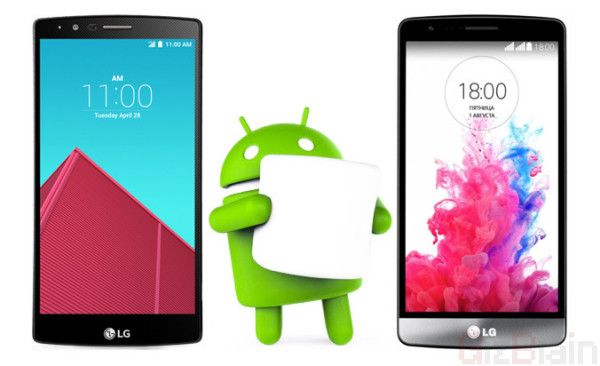lg g4-android 6.0 marshmallow