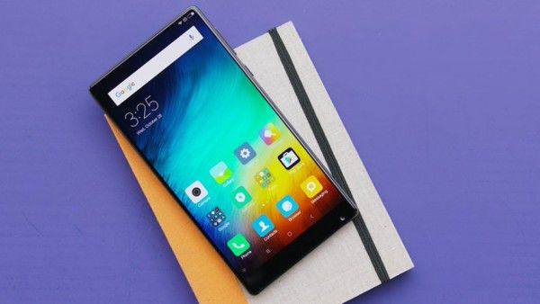Xiaomi Mi Mix alla prova in un drop test