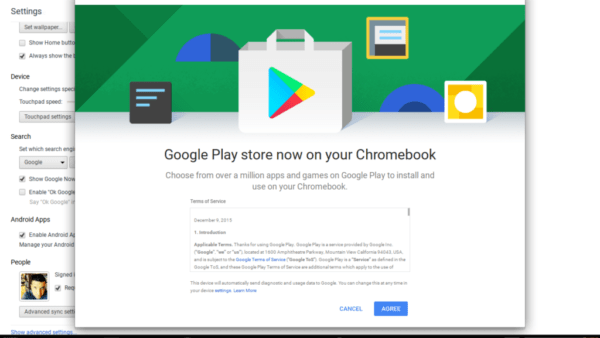 chromebook play google