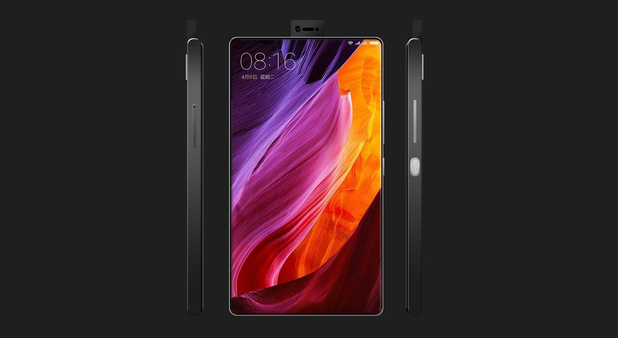 Xiaomi Mi MIX 2 Geekbench