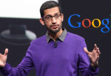 Sundar Pichari CEO di Google