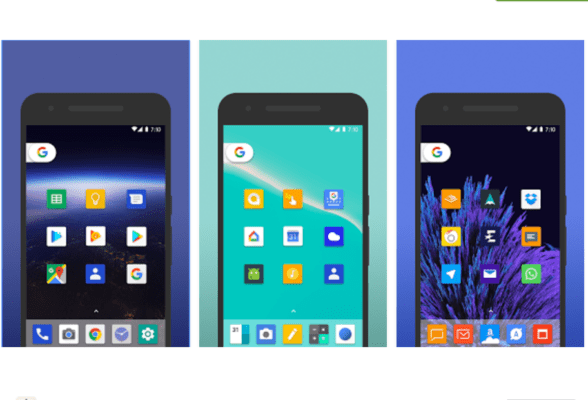 Android 8.0 Oreo Icon Pack