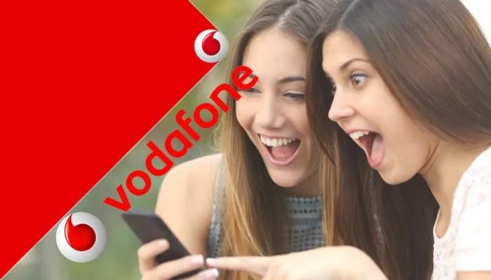 Vodafone lancia Shake Remix e Vodafone One