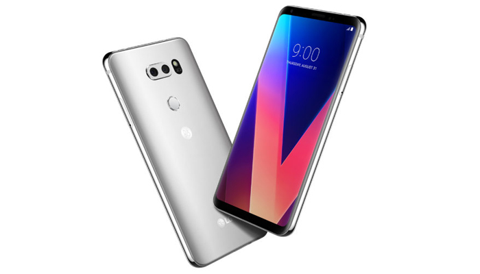 Floating Bar LG V30: la floating bar di LG sbarca nel Play Store