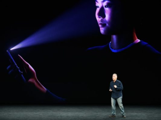 Touch ID Face ID Apple iPhone