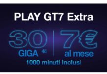 Tre Play GT7 Extra