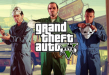 GTA V Grand Theft Auto Premium Edition