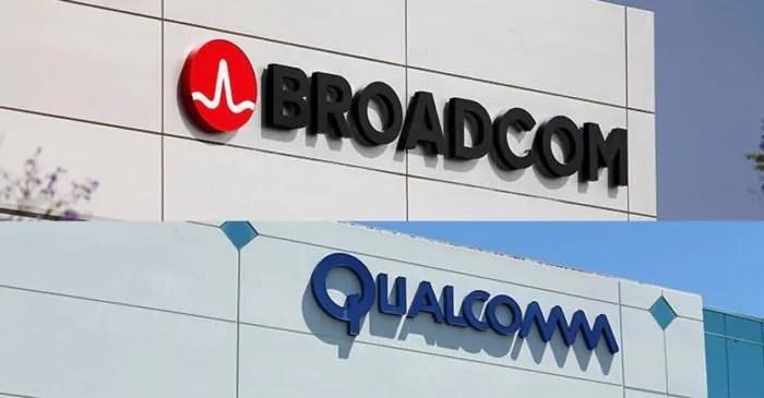 Broadcom presenta offerta per Qualcomm per 130 miliardi dollari