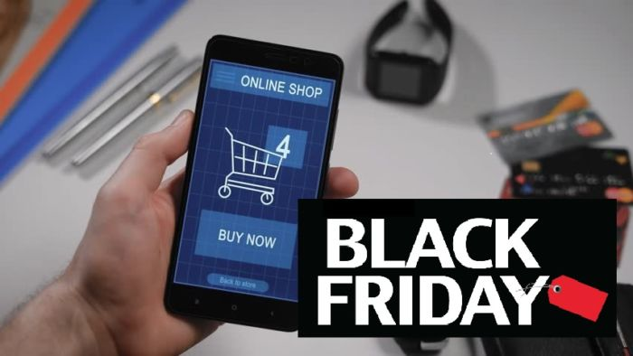 Black Friday smartphone