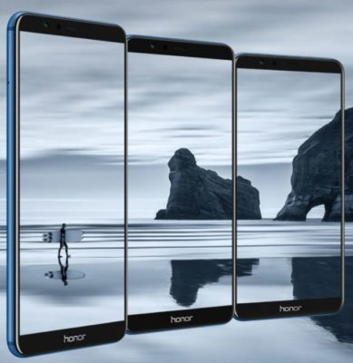Honor 7X, smartphone middle-range dotato di un display in 18: 9!