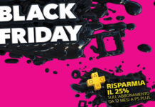 PlaySation Plus scontato per il Black Friday