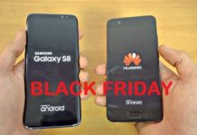 Samsung Huawei Black Friday