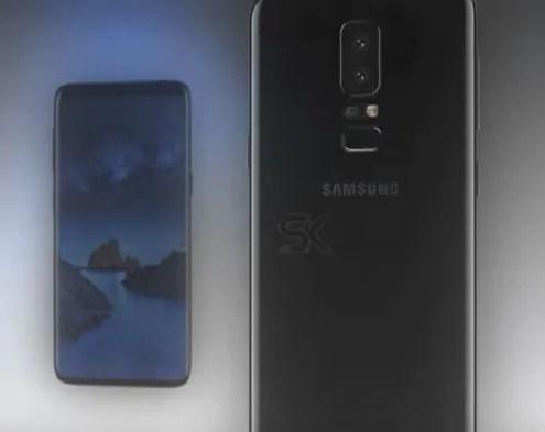 Samsung Galaxy S9 - il pannello posteriore cambiera parecchio