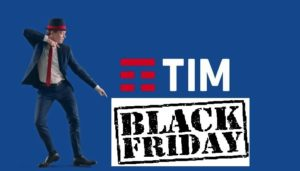 TIM black friday promo