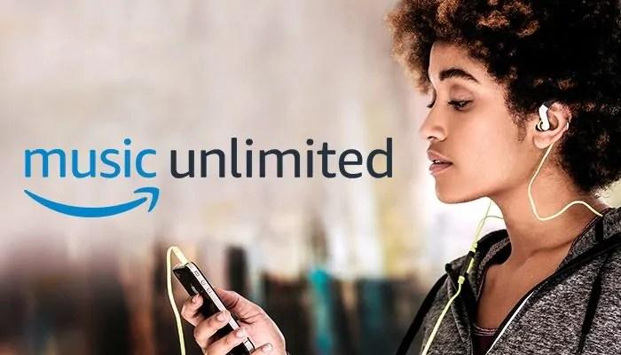 Amazon Music Unlimited a meno di 1 euro per 3 mesi