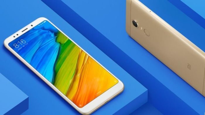 Xiaomi Redmi 5 e Redmi 5 Plus su Geekbuying