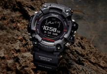 Casio G-Shock GPR B-1000.