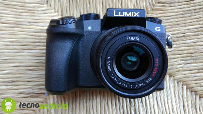 Panasonic DMC-G7