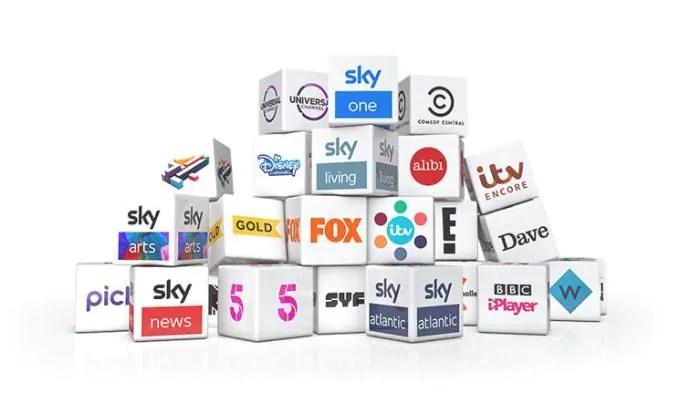 Sky senza parabola: servizio tipo Netflix e l'Italia sarà la prima!