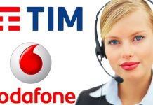 telemarketing tim vodafone
