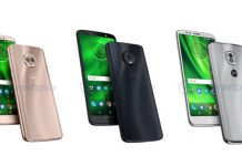 Moto G6, Moto G6 Plus e Moto G6 Play