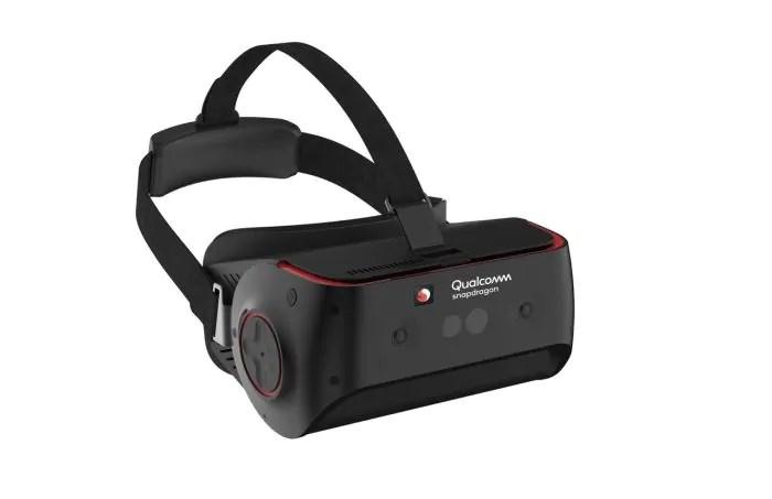 Qualcomm Snapdragon 845 XR visore