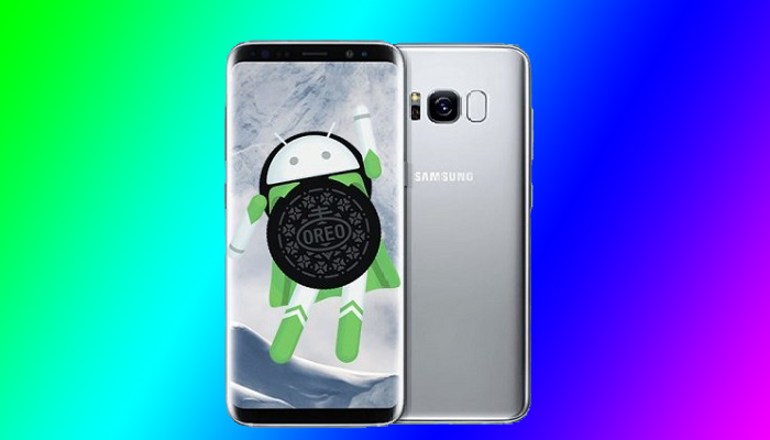 Samsung Galaxy S8 Plus con Android Oreo