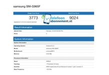 Samsung Galaxy S9 Plus Benchmark