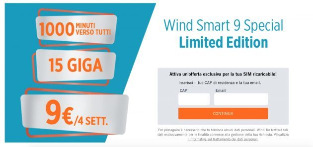 Wind Smart 9 Special Edition