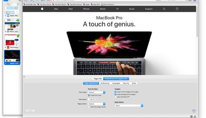 Ecco come impostare il browser su Mac
