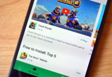 Google Play Instant ha 6 giochi disponibili