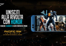 Honor e Pacific Rim la rivolta