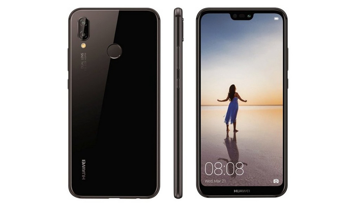 Huawei P20 Lite, nuove foto (e video) hands on