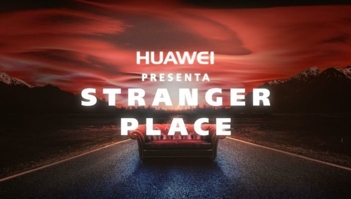 Huawei stranger place concorso