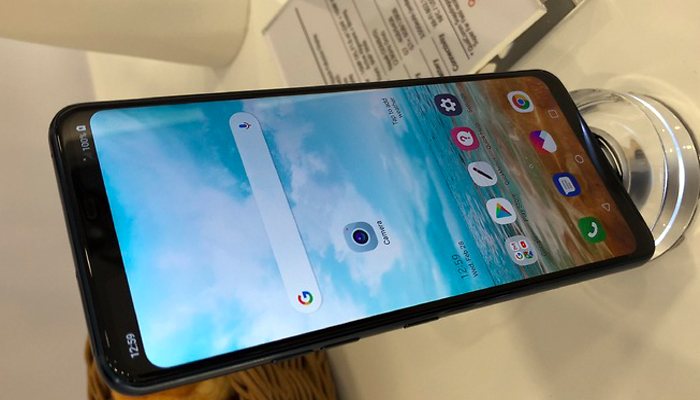 MWC 2018: ThinQ, LG V30 diventa smart