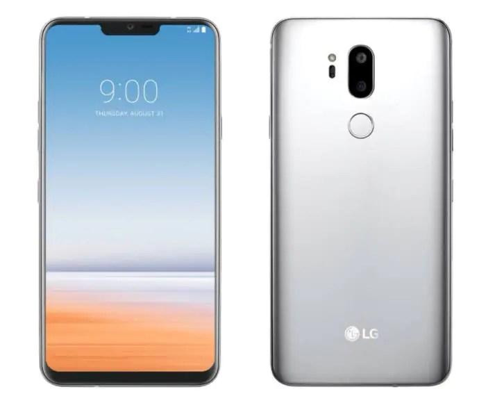 LG G7, online data di presentazione e uscita