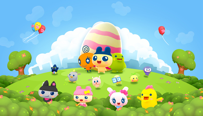 My Tamagotchi Forever sbarca sul Play Store e App Store