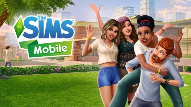 The Sims mobile Android iOS