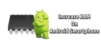 come aumentare RAM Android smartphone