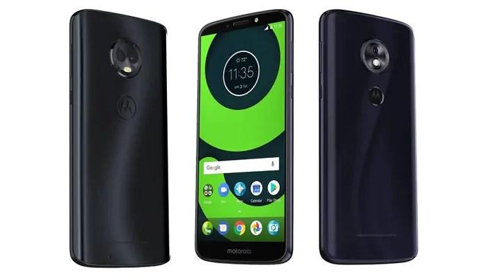 Motorola Moto G6, la serie