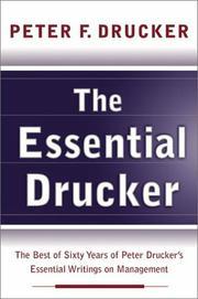 drucker-livro