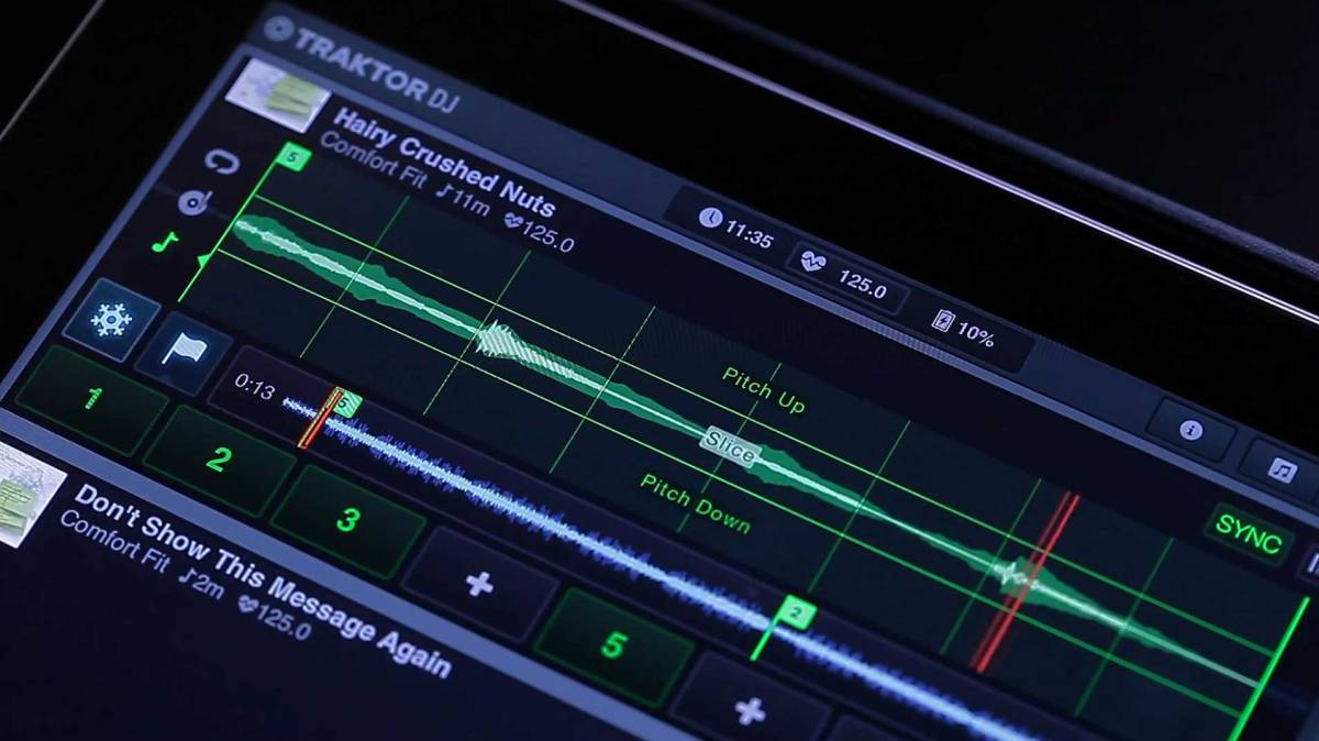 Traktor DJ 1.5 ya disponible, ahora con Superslicer