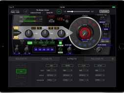 RMX-1000 para iPad X-PAD-FX-848x601