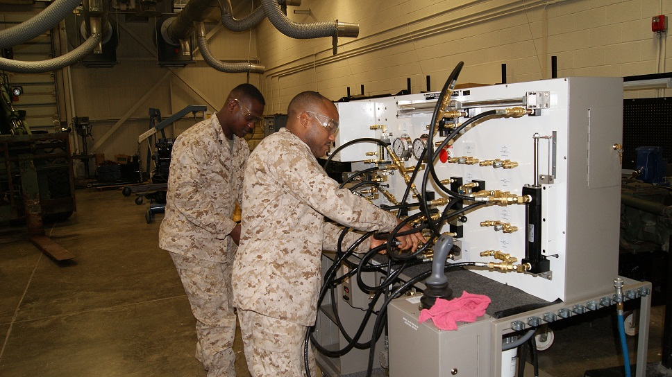 Marine Corps Training and Education Command \u003e Units \u003e Training