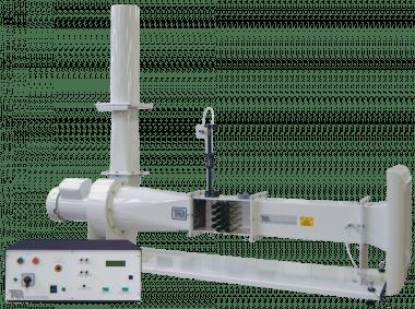 Cross Flow Heat Exchangers Te93 Thermodynamics Tecquipment