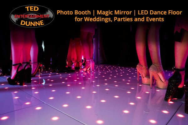 Led Dance Floor Hire In Cork With Ted Dunne Entertainment