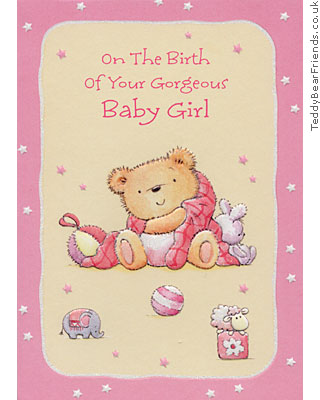 Birth Of Your Gorgeous Baby Girl - Birth Of Baby Girl