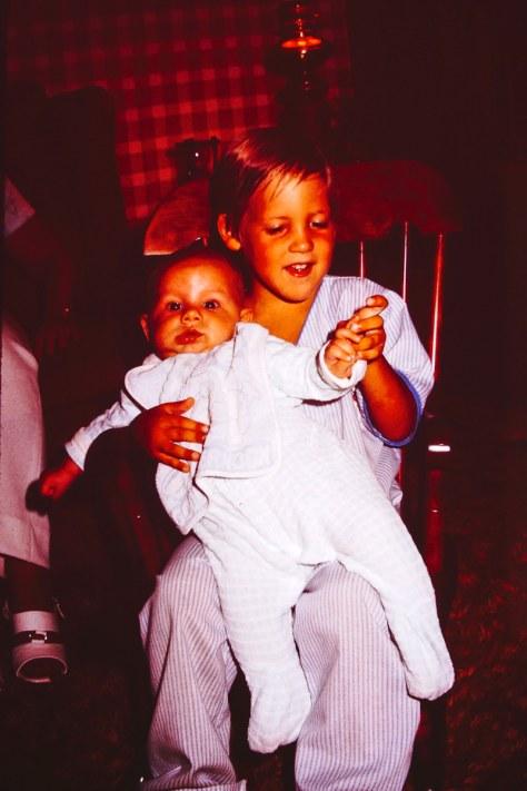 1974: Ted, Doug